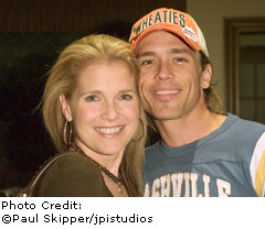 Scott and Melissa Reeves
