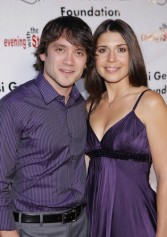 Zamprogna and wife