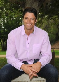 James Scott in Pink