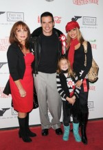 Antonio Sabato Jr, Family