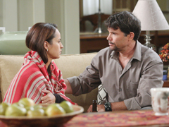Crystal Chappell, Peter Reckell