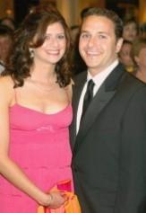 David Kreizman, wife Natascha