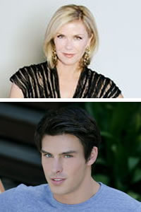 Interview with :    Katherine Kelly Lang and Adam Gregory, Actors, The Bold and the Beautiful
