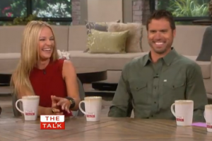 ... The Young and the Restless, stars, Joshua Morrow (Nicholas) and Sharon ...