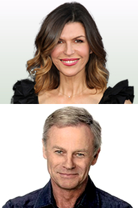The Finola Hughes And Tristan Rogers Interview General Hospital Michael Fairman Tv