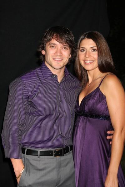 Dominic Zamprogna married wife Linda Leslie
