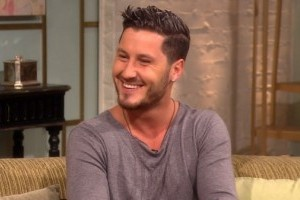 val chmerkovskiy height and weight
