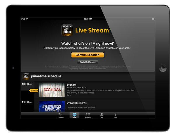 DISNEY/ABC Launching WATCH ABC - 58.6KB