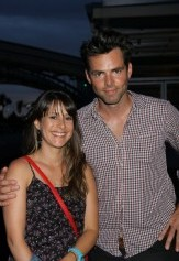 Kimberly McCullough and jason thompson