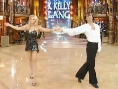 Katherine Kelly Lang italy dancing with the stars