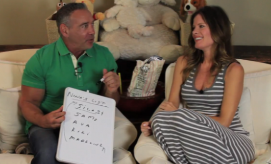 Jeff Branson dating Michelle Stafford