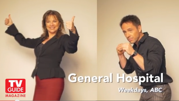 GH's Nancy Lee Grahn and William deVry Talk Working With Each Other ...