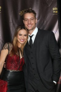 Justin Hartley And Chrishell Stause Engaged Michael