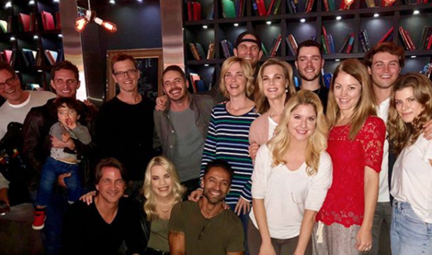 Reunited And It Feels So Good: The Stars Of One Life to Live Have Get-Together ...