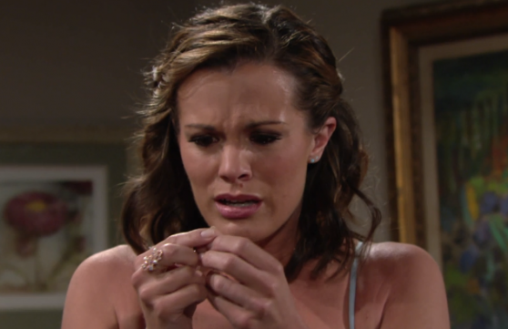 The Young And The Restless Chelsea Finds Proof Oh My God Chloe Killed Adam Michael Fairman Tv