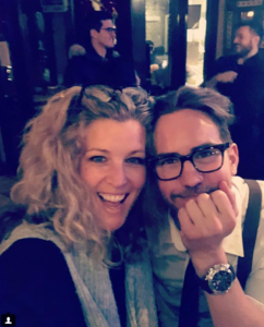 GH's Laura Wright and Wes Ramsey Talk Their Love Connection