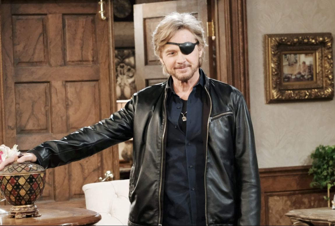 Stephen Nichols On His Days Exit I Know That There Are Still Years Of Steve And Kayla S Story Left To Be Told I Hope We Get To Tell That Story Michael