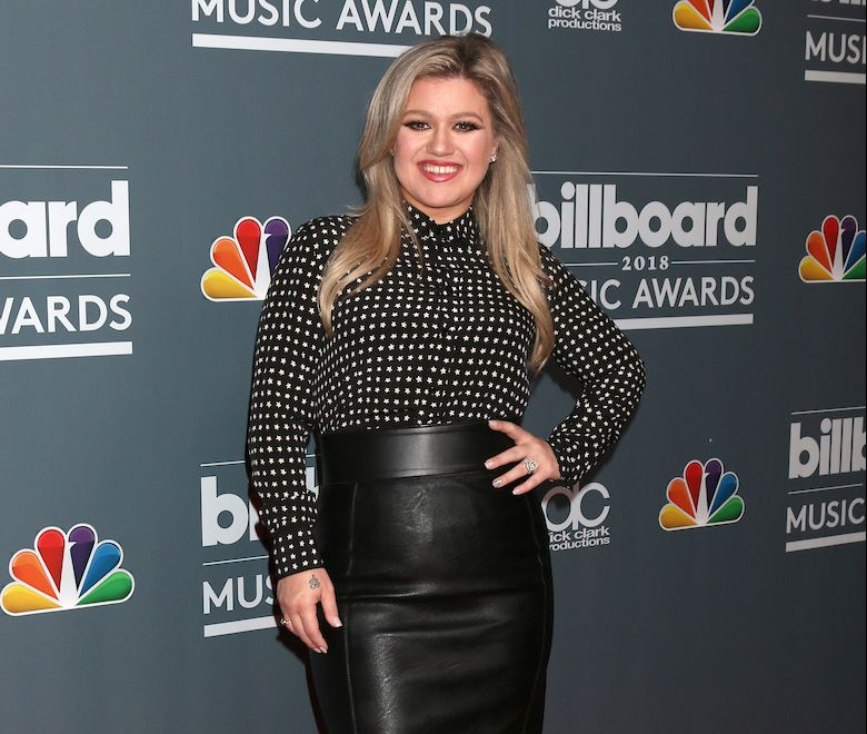 Kelly Clarkson Filming Daytime Talk Show Pilot From NBC For ...