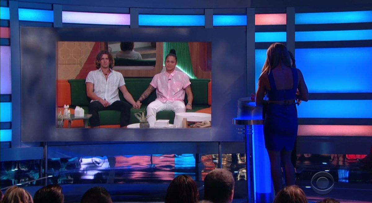 BIG BROTHER: Down To The Final Three!   Michael Fairman TV