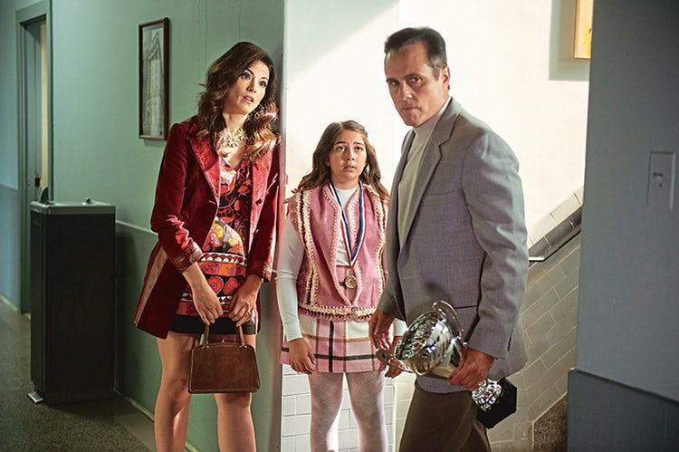 Tonight Gh S Maurice Benard As John Gotti In Lifetime S Victoria Gotti My Father S Daughter Michael Fairman Tv