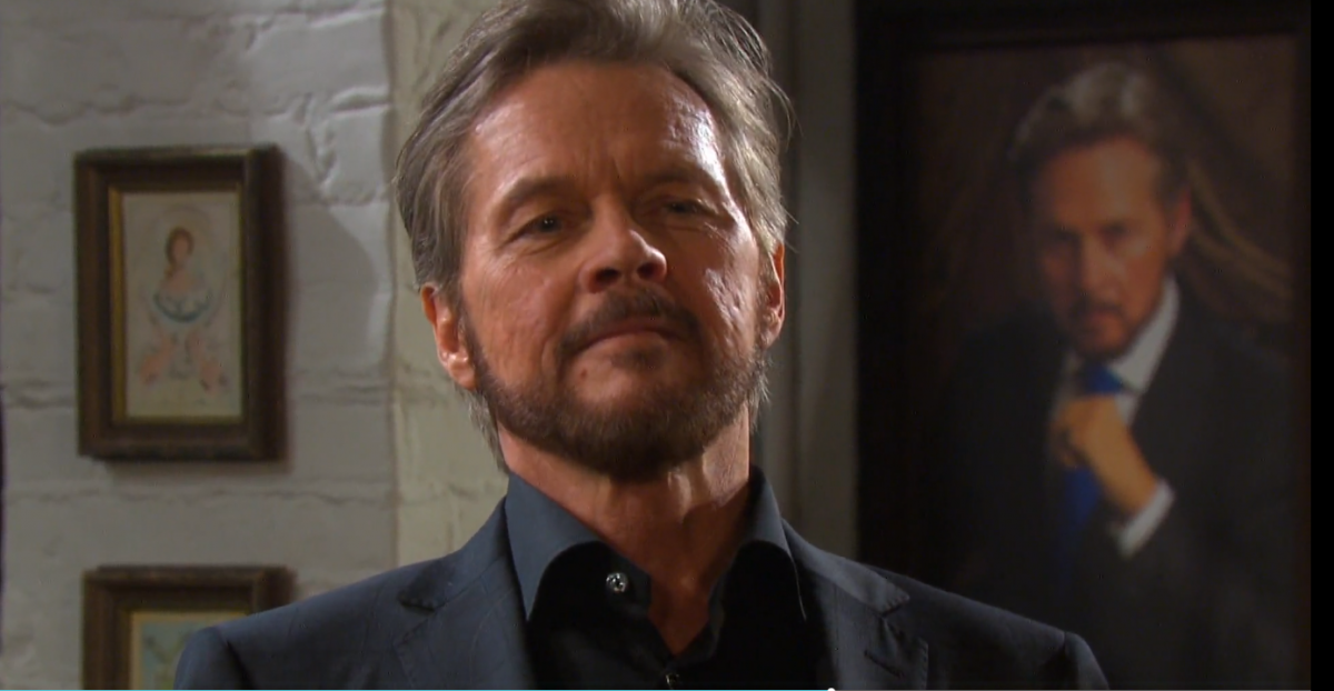Stephen Nichols Returns To Days In Cliffhanger As The Phoenix Always Rises From The Ashes Michael Fairman Tv