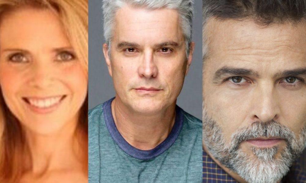 Rick Hearst, Sonia Satra, and Frank Beaty Scheduled...