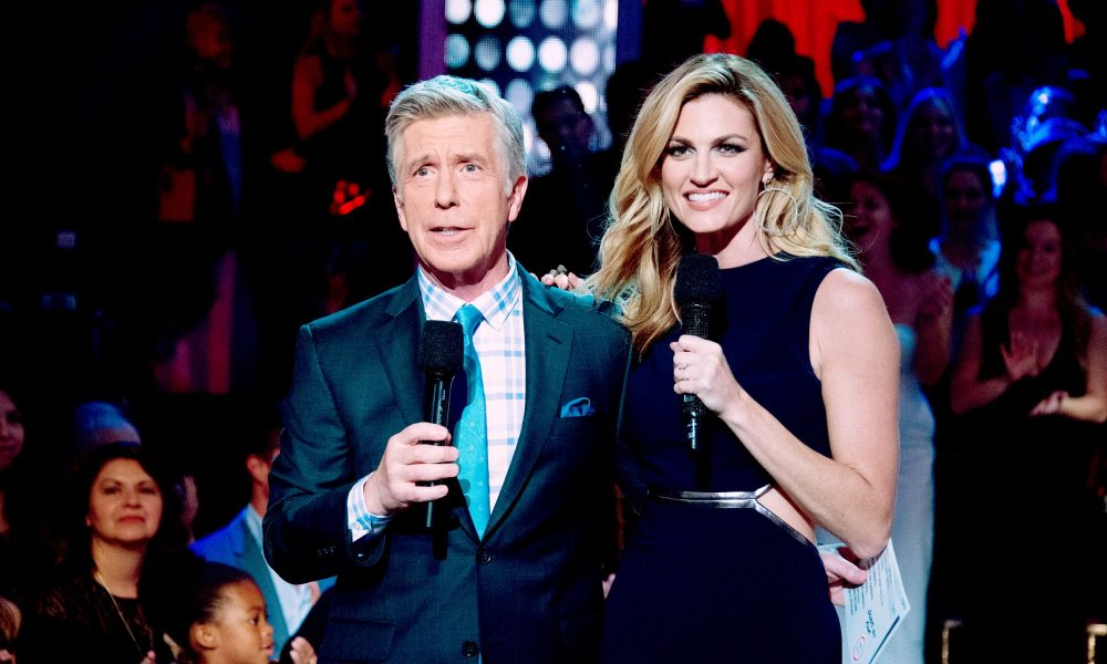 Tom Bergeron and Erin Andrews Exit Dancing with...