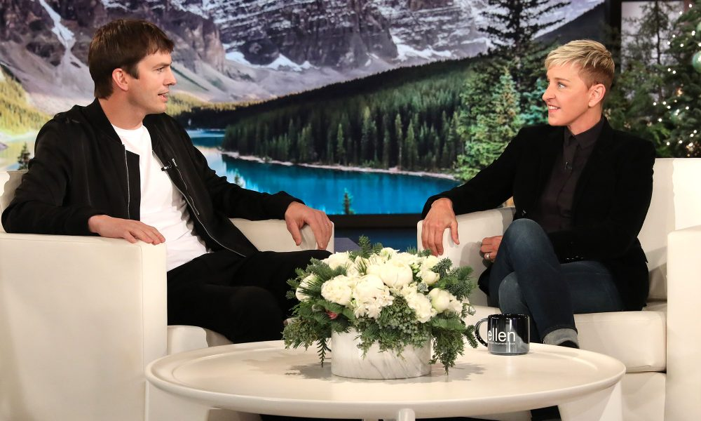 Ashton Kutcher Latest Celebrity To Come to the...