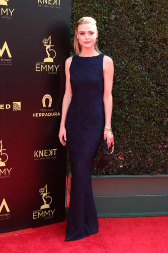 GH's Hayley Erin (Kiki) was one of our favorite looks from head to toe!