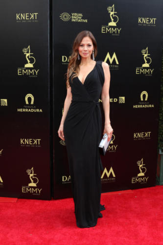 GH's Tamara Braun (Kim), an Emmy-winner, and a fashionista.