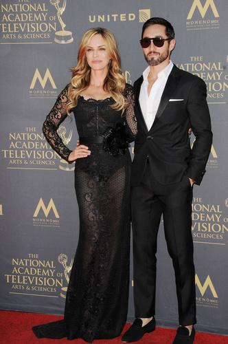 Kelly Sullivan and her man -Ex-Y&R
