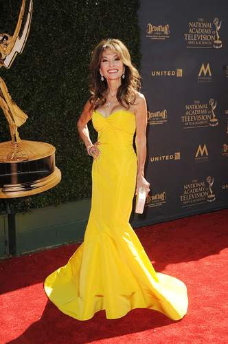 Susan Lucci on hand for the Agnes Nixon Tribute