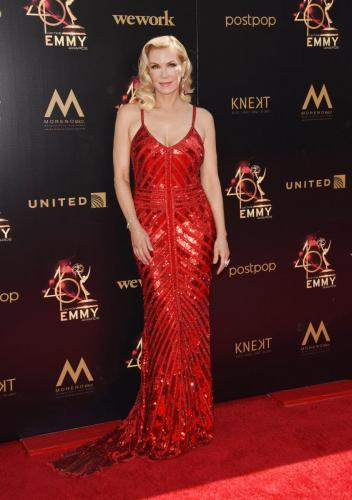 B&B's worldwide star, Katherine Kelly Lang.