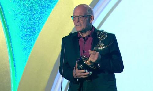 Max Gail wraps up his emotional run as Mike Corbin, with his second Daytime Emmy for his work on GH.