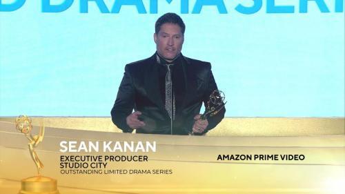 "Sean Kanan takes home the gold for his Digital Drama, ""Studio City""."