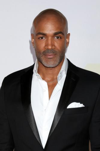 GH's Donnell Turner (Curtis) looking good on the carpet.