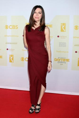 GH fan favorite and Lead Actress nominee, Finola Hughes (Anna).