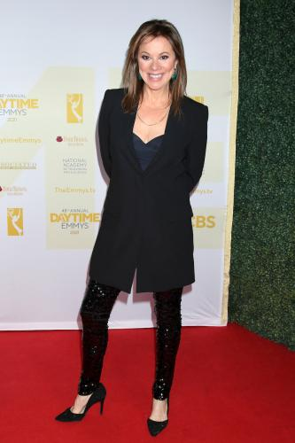 GH's Nancy Lee Grahn is nominated for her work as Alexis in the Lead Actress category.