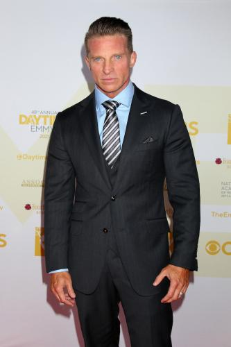 GH's Steve Burton, a Lead Actor nominee this year.