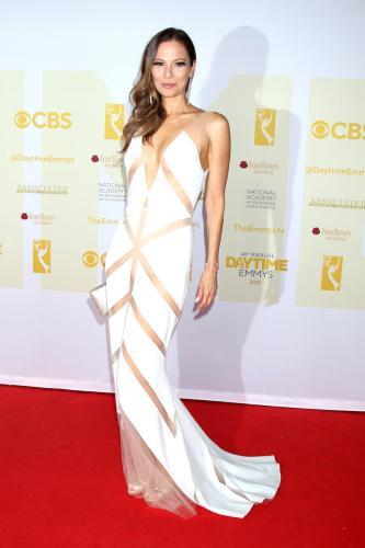 DAYS Tamara Braun bringing the glamor and another nomination in her stellar career.