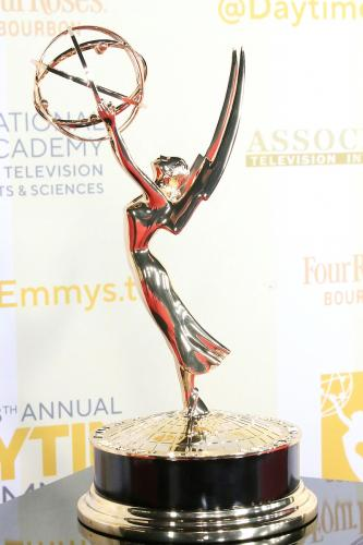 Everyone wants to take this home! Make sure to watch the Daytime Emmy broadcast Friday night on CBS.