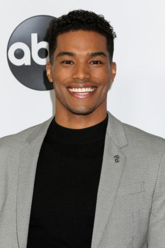 You loving Gabriel Maddox on HTGWM? Yup, that's because it's Rome Flynn, the former Zende of B&B.