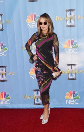 Lauren Koslow hits the Day of Days red carpet.