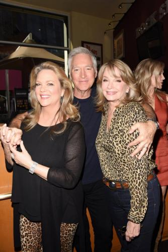 Fan favorite vets; Leann Hunley, Drake Hogestyn and Deidre Hall