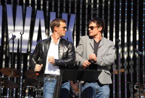 Muldoon and Martsolf - band