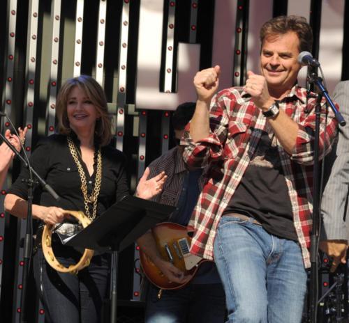 Wally Kurth - band