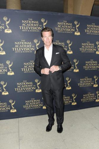 With over 20 Daytime Emmy nominations, Peter Bergman once again is in the running for his work on Y&R.