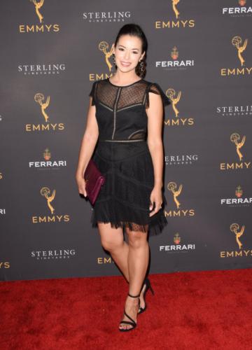 Teresa Castillo (Ex-Sabrina, GH) attended the festivities.