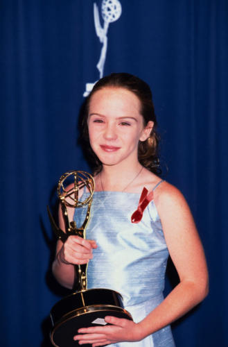 Remember when Cammie Grimes (Cassie, Y&R) was the youngerst Emmy winner evah?