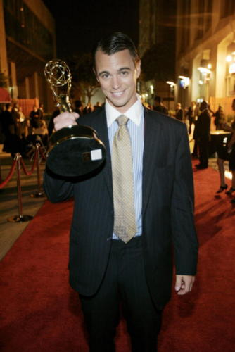 Before his role on B&B, Darin won a Daytime Emmy for his role on DAYS as Max!